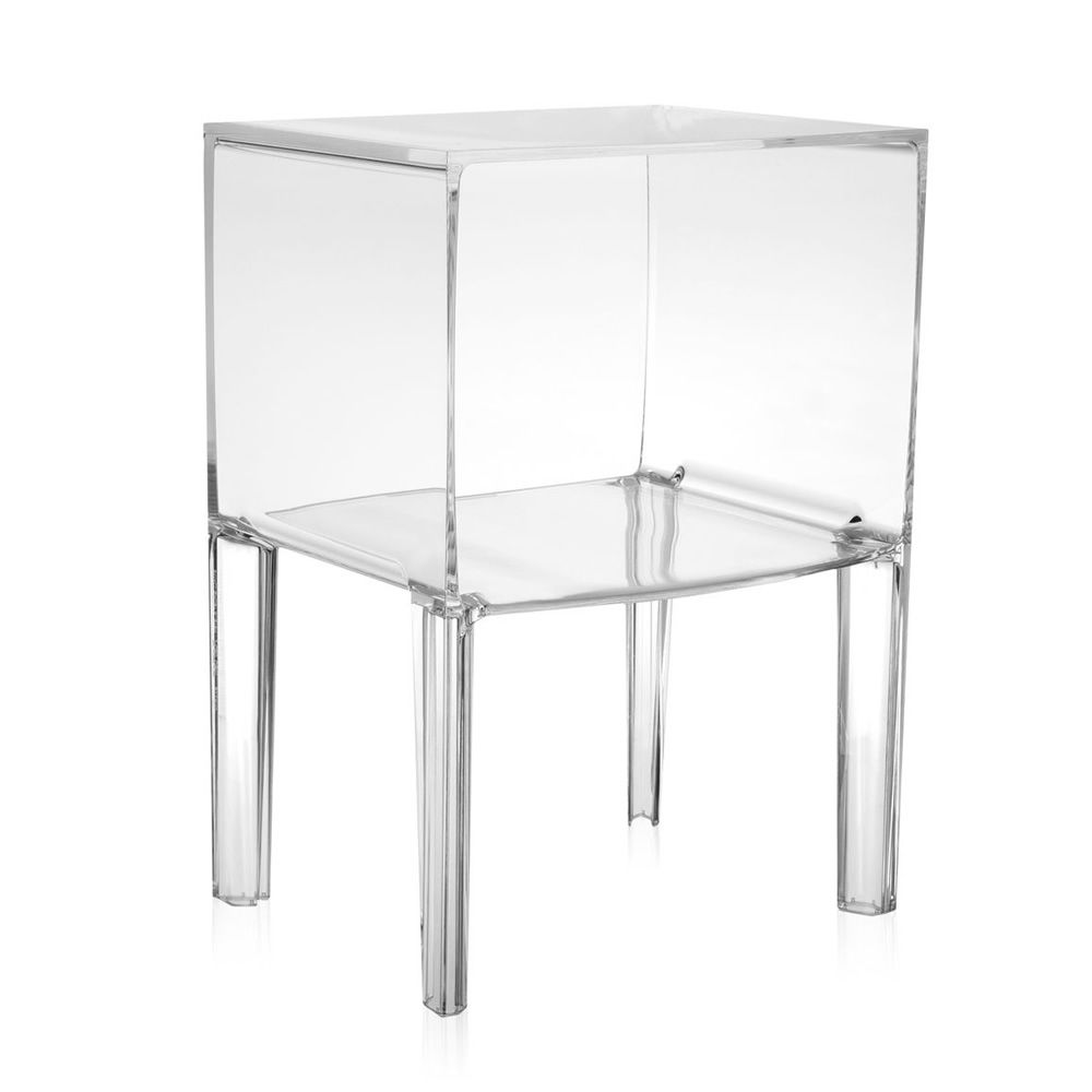 kartell ghost buster small trasparente