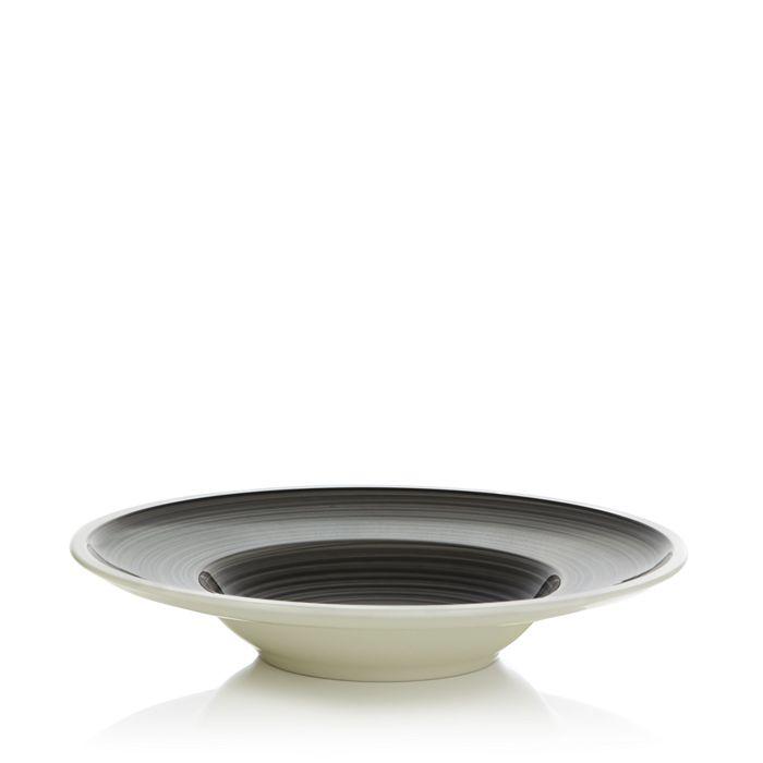 villeroy boch manufacture gris piatto fondo