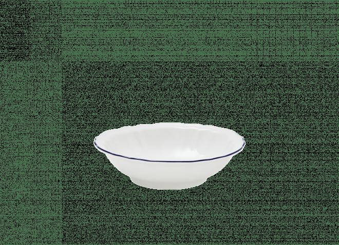 ginori corona blu insalatiera