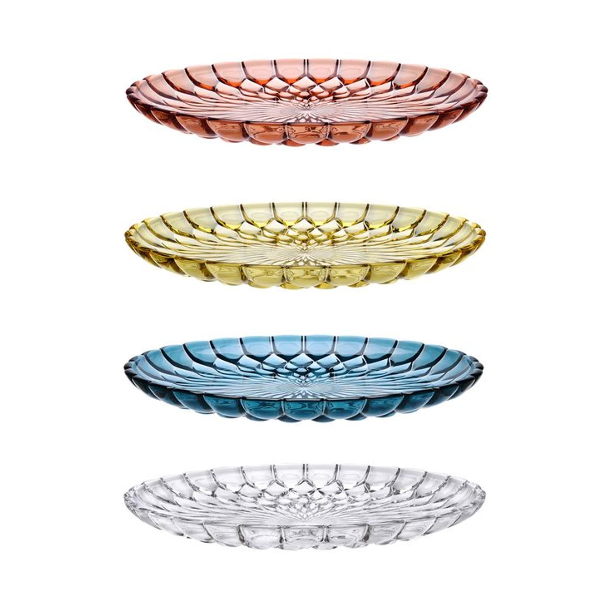 kartell jelly piatti piani colorati