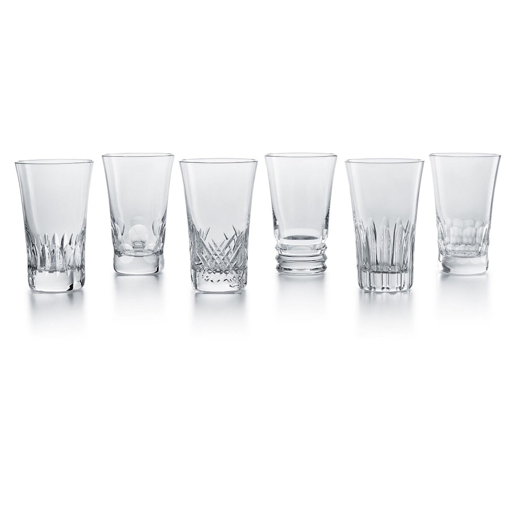 baccarat everyday bicchieri alti