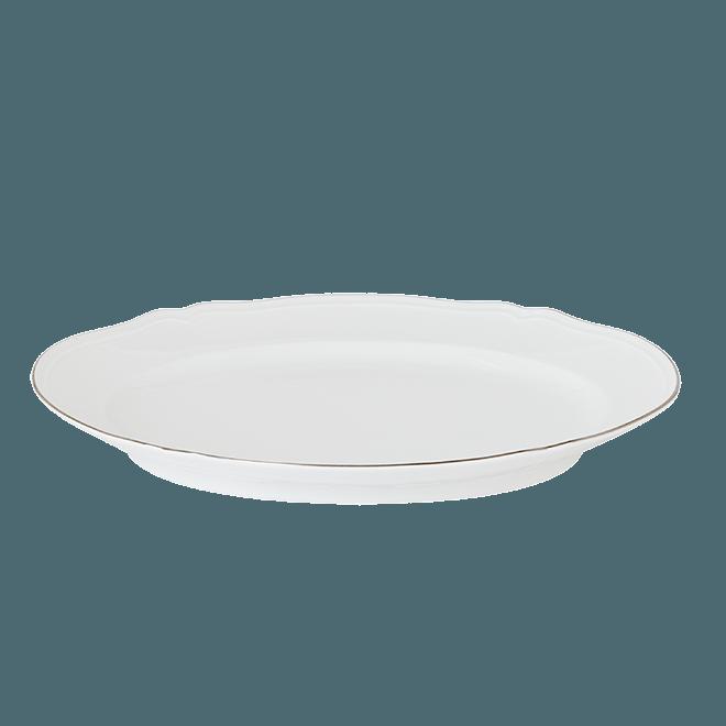 ginori corona piatto ovale