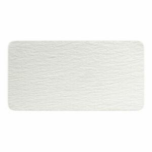 vb rock piatto rettangolare bianco