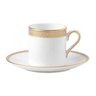 WEDGWOOD VERA LACE TAZZA CAFFE