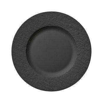 vb manufacture rock piatto piano fascia nero