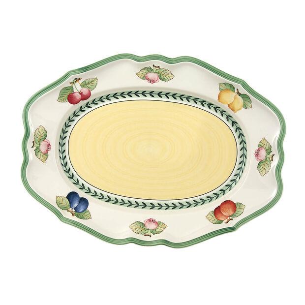 villeroy boch french garden fleurence piatto ovale